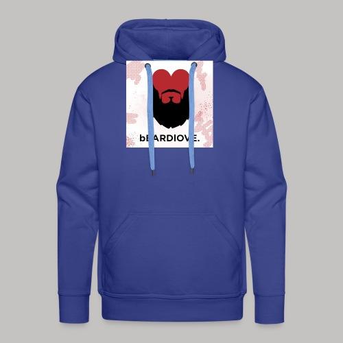 BeardLove - Männer Premium Hoodie