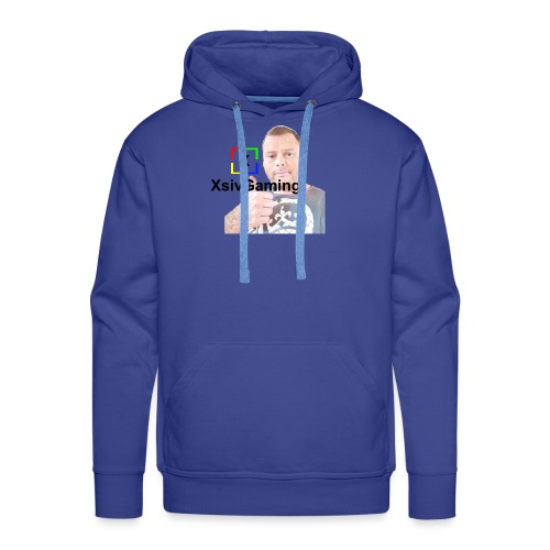 xsivgaming face - Men's Premium Hoodie