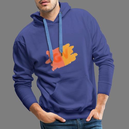 GekkeVincent - Mannen Premium hoodie