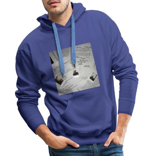 XXXTentacion 17 Album - Mannen Premium hoodie