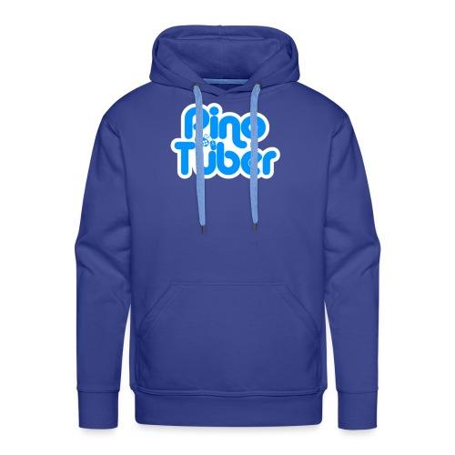 New logo Pinotuber - Mannen Premium hoodie
