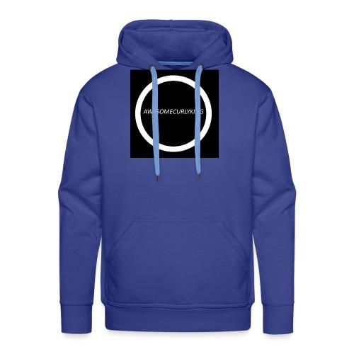 AwesomeCurlyMerch - Men's Premium Hoodie
