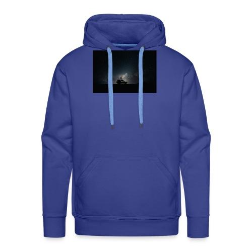 space - Männer Premium Hoodie