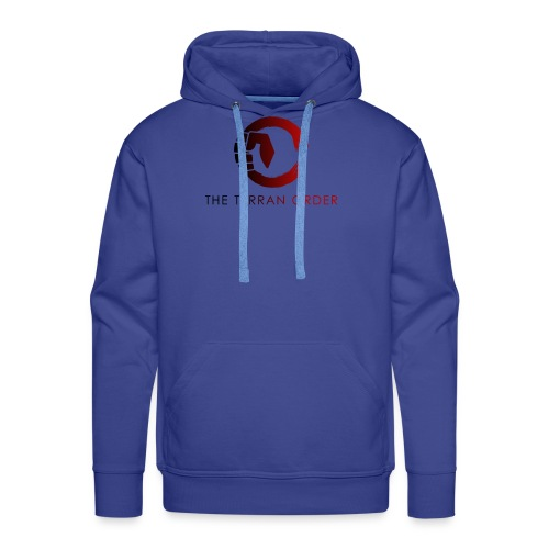 Logo and Outfit - Men's Premium Hoodie