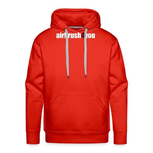 Airbrush - Männer Premium Hoodie