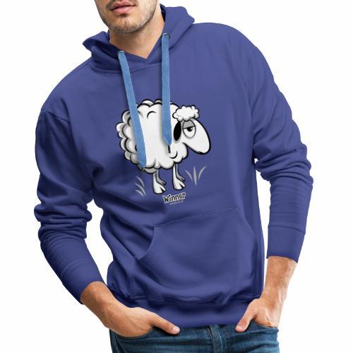 10-46 WINNER SHEEP - Products - Miesten premium-huppari