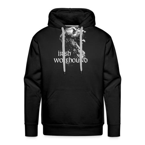 IW Céleste - Sweat-shirt à capuche Premium pour hommes