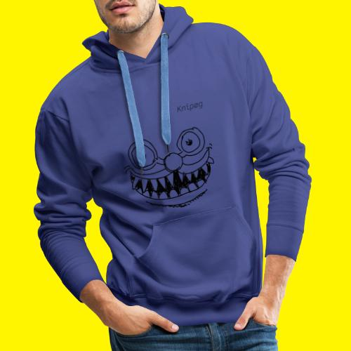 Scissorface - Mannen Premium hoodie