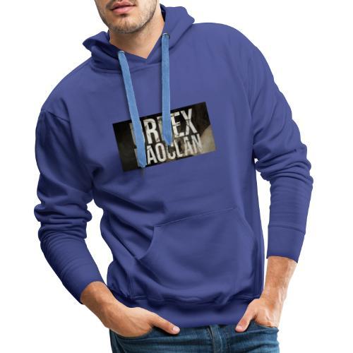 urbex kaoclan urben exploring - Mannen Premium hoodie
