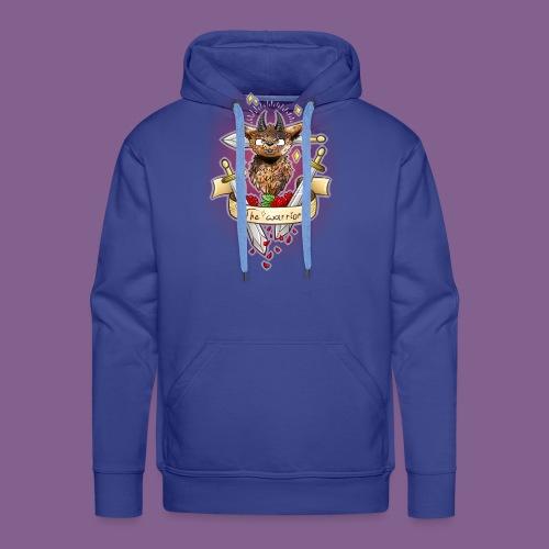 el guerrero (divisa) - Sudadera con capucha premium para hombre