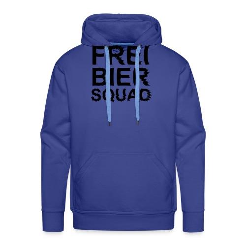 FREIbiersquad - Männer Premium Hoodie