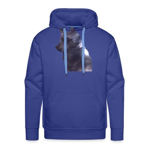 Wolf Forest - Männer Premium Hoodie