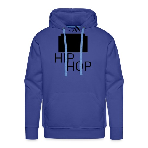 Hip Hop - Männer Premium Hoodie