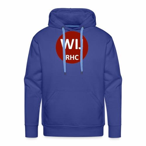 WIJ RHC - Mannen Premium hoodie