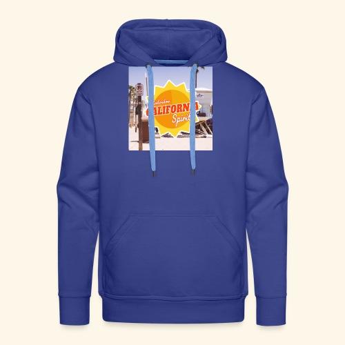 Los Angeles - Sweat-shirt à capuche Premium pour hommes
