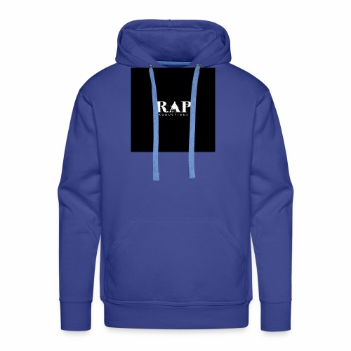 XE RAP PROD - Sweat-shirt à capuche Premium pour hommes
