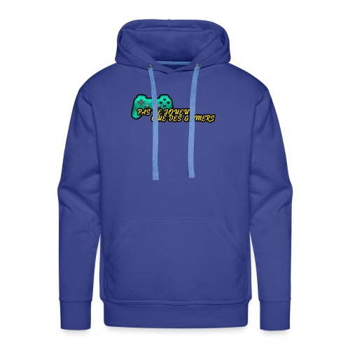 DESIGN FASHION Pas de joueur que des gamers - Sweat-shirt à capuche Premium pour hommes