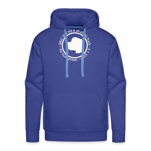 Great God! - Men's Premium Hoodie