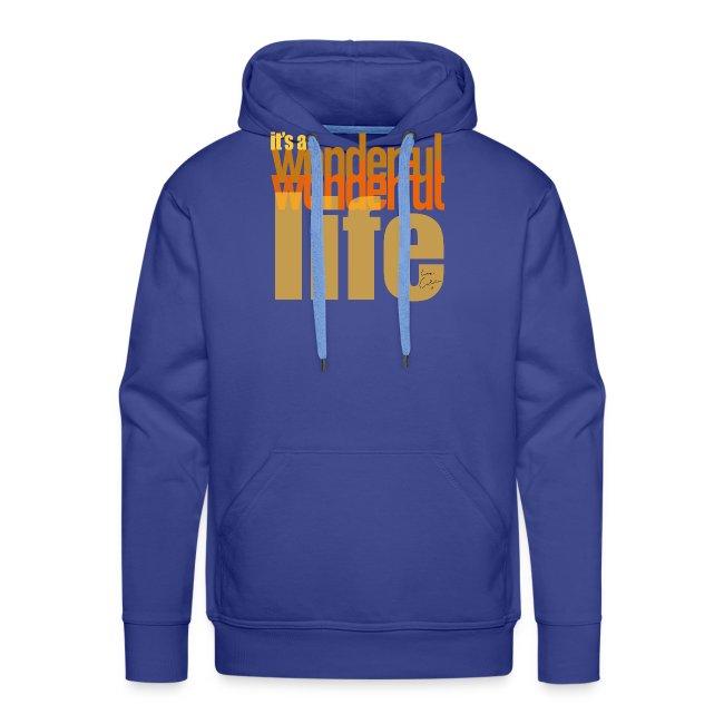 It's a wonderful life beach colours