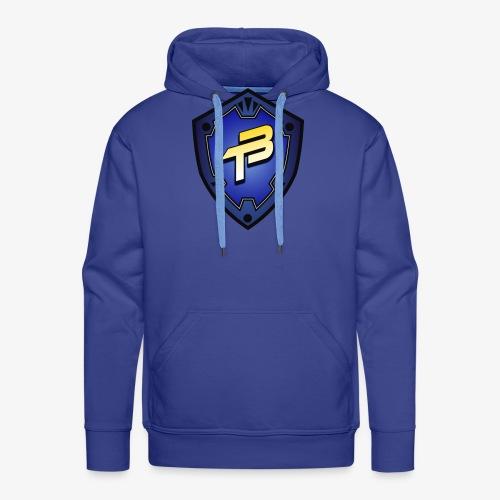 logo3 - Sweat-shirt à capuche Premium pour hommes