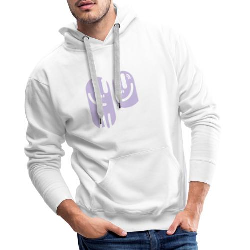 alone no more 3c ai - Men's Premium Hoodie