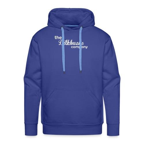 The Dilkbucks Company - T-Skjorte - Premium hettegenser for menn