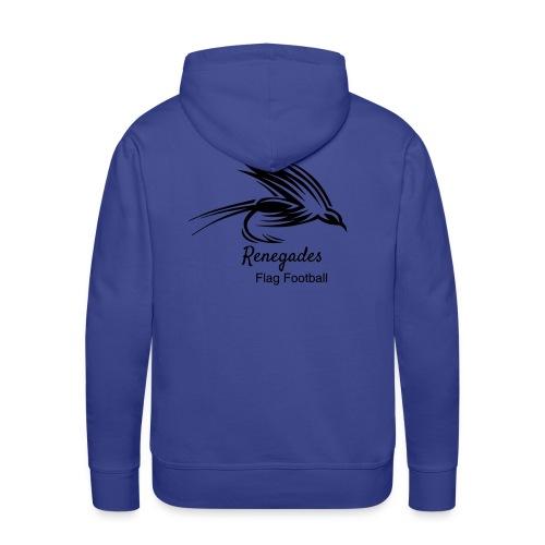 Renegades_Black_Schrift P - Männer Premium Hoodie