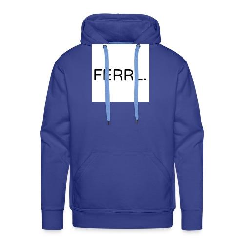 Untitled - Mannen Premium hoodie