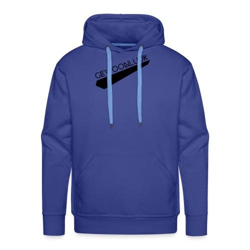 GewoonLuuk - Mannen Premium hoodie