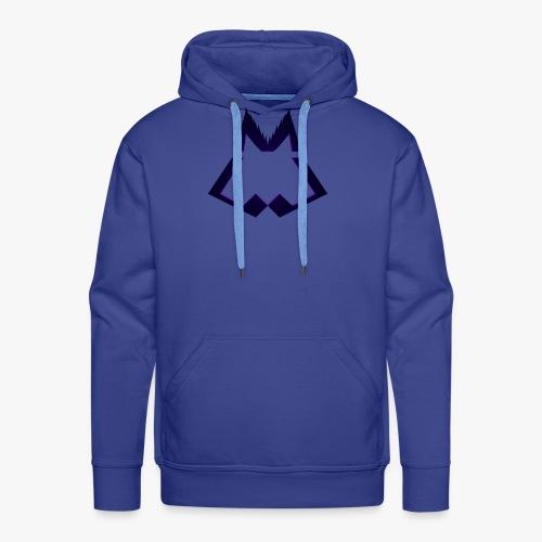 Official WINTERWOLF Season V wolf logo - Mannen Premium hoodie