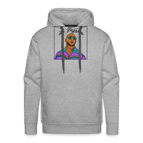 La Bagarre 1 - Sweat-shirt à capuche Premium pour hommes