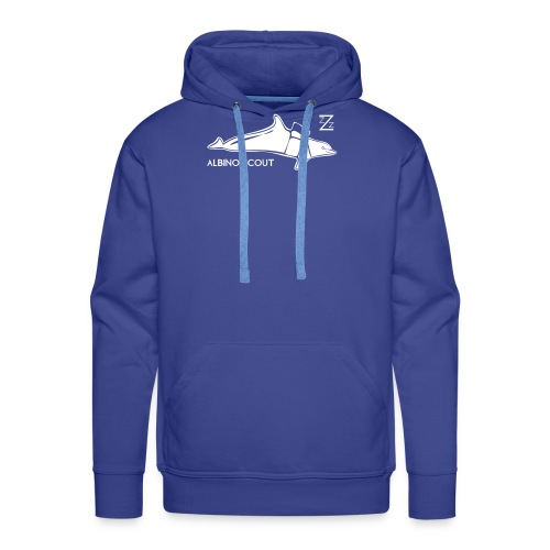 dolphin - Men's Premium Hoodie