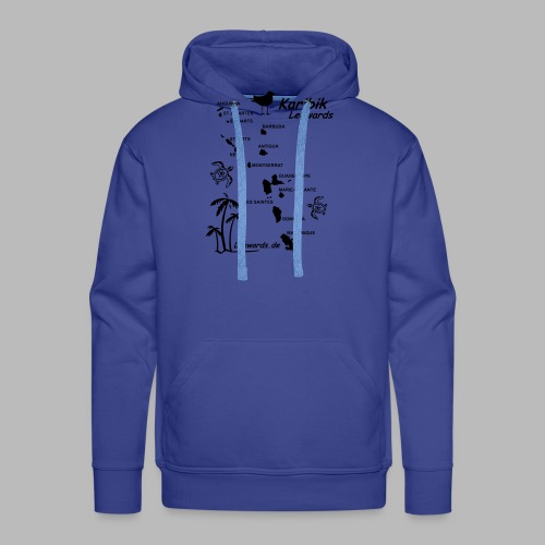 Karibik Leewards Segeln Leward Islands - Männer Premium Hoodie