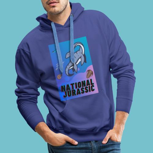 Aquatic Life - Men's Premium Hoodie