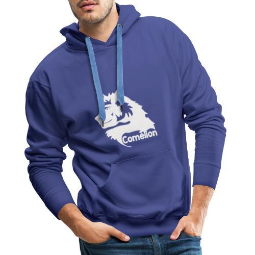 Comélion marque - Sweat-shirt à capuche Premium pour hommes