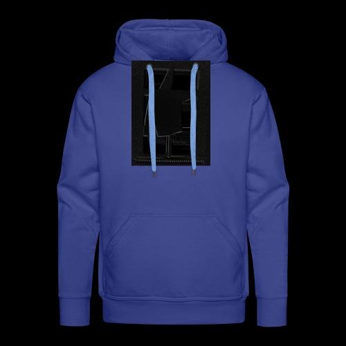Dark Negative - Men's Premium Hoodie