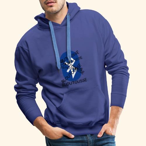 BLOUTOUSSE FOREVER - Sweat-shirt à capuche Premium pour hommes