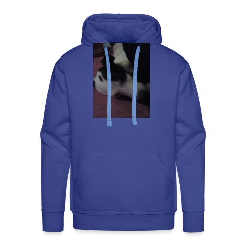 Dogs are for life - Men's Premium Hoodie