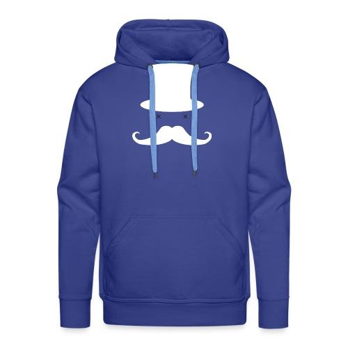 Bavoir fille Papounet - Sweat-shirt à capuche Premium pour hommes