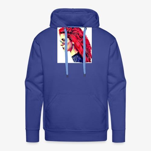 MINERVA - Sudadera con capucha premium para hombre