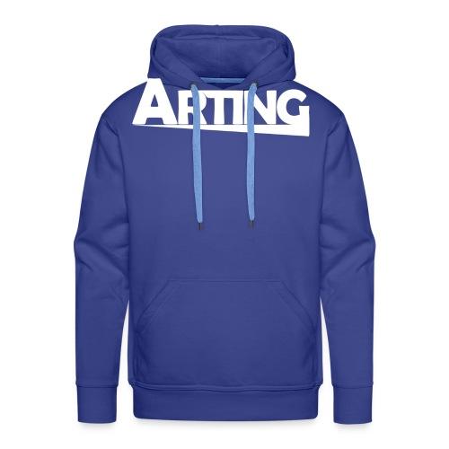 Arting - Sudadera con capucha premium para hombre