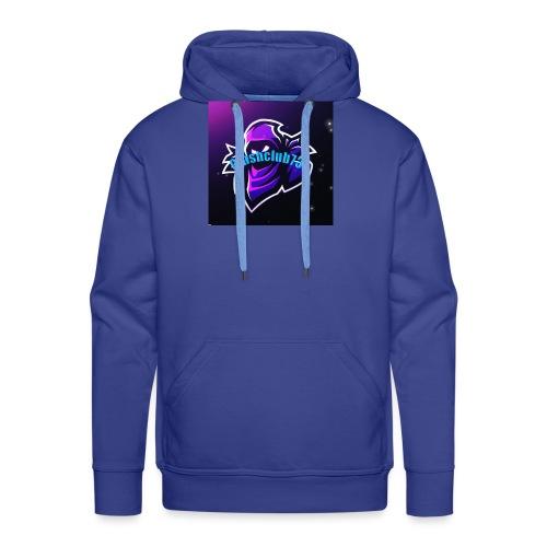 t shirt clashclub73 - Sweat-shirt à capuche Premium pour hommes