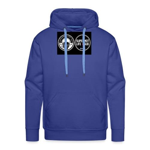 logo sls - Sweat-shirt à capuche Premium pour hommes