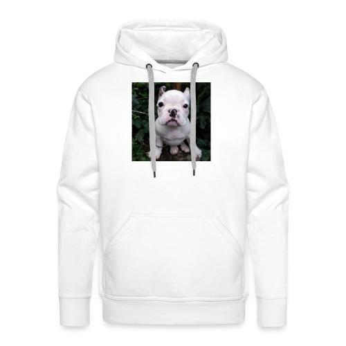 Billy Puppy 2 - Mannen Premium hoodie