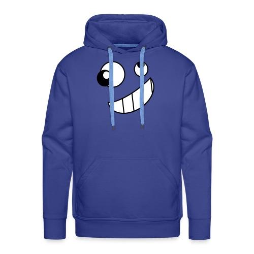 funky face - Mannen Premium hoodie