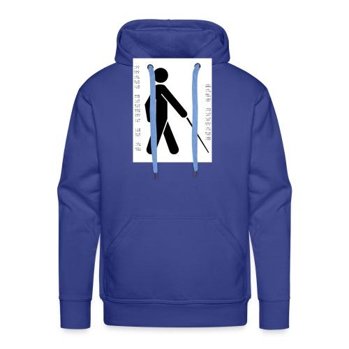 Blind T-Shirt - Men's Premium Hoodie