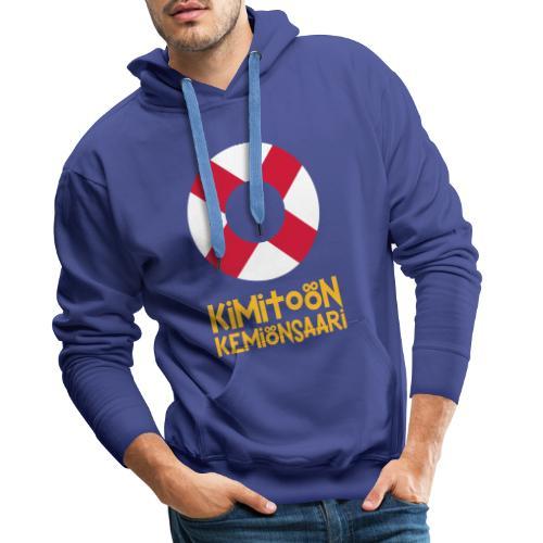 Livboj: Kimitoön - Miesten premium-huppari