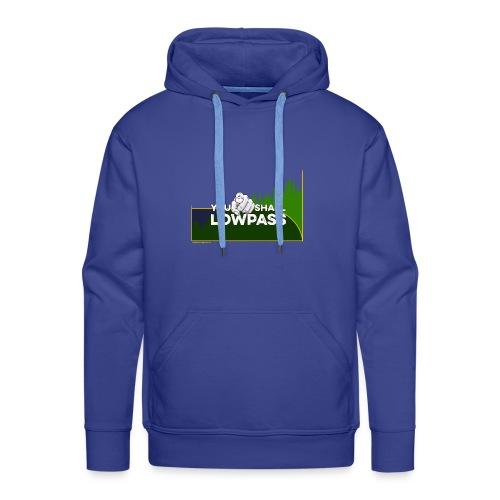 You shall Low Pass (Green) - Sweat-shirt à capuche Premium pour hommes