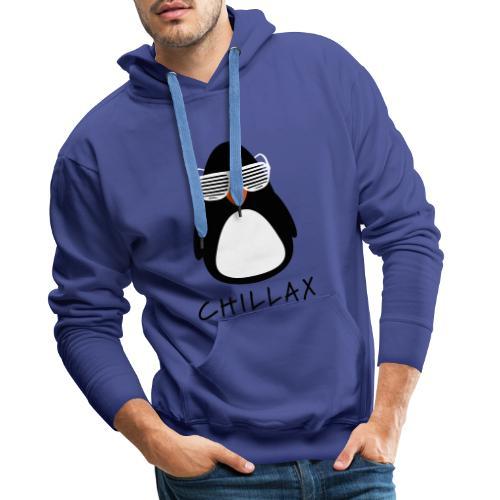 Chillax - Mannen Premium hoodie