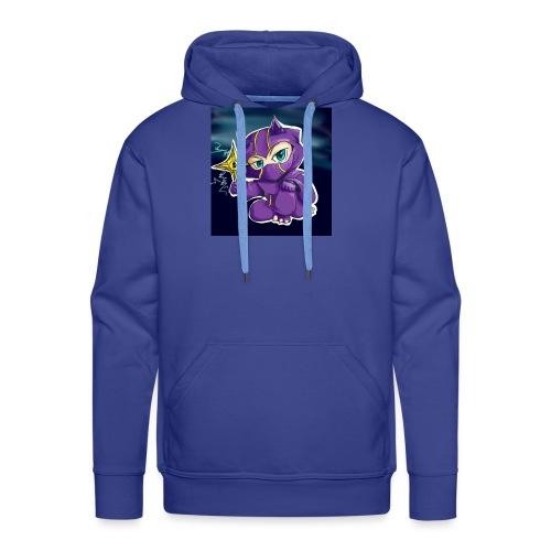 purpel ninja - Herre Premium hættetrøje